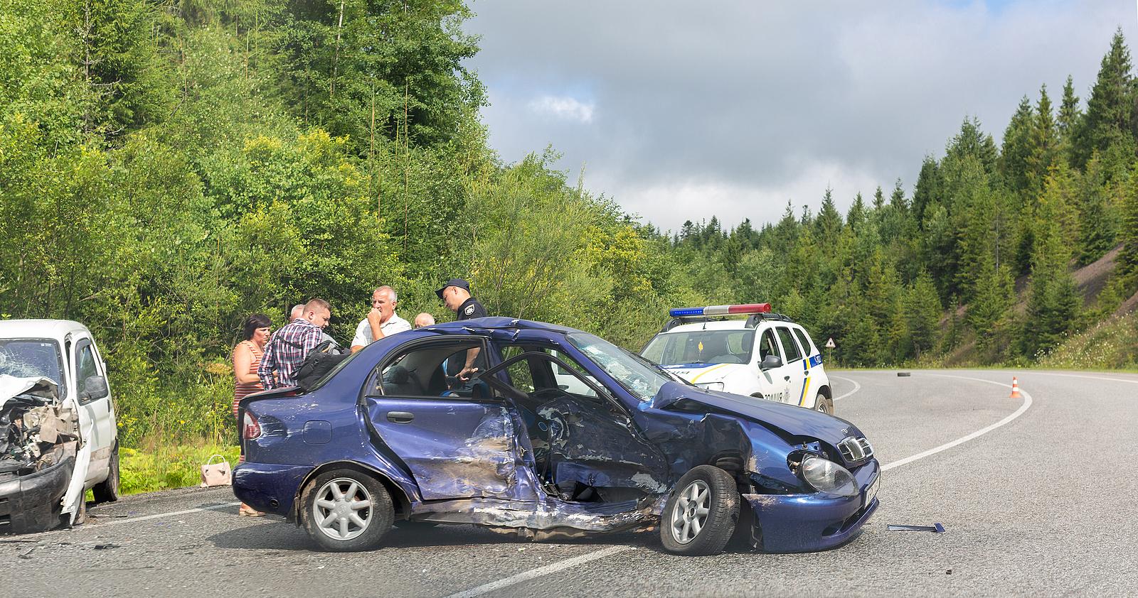 Speeding Factor Fatal Accidents
